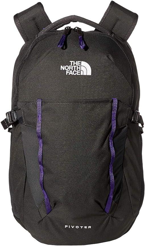 Asphalt Grey/Peak Purple