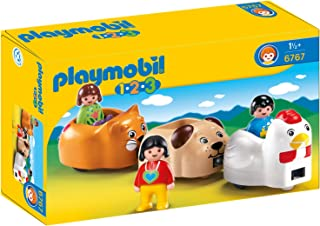PLAYMOBIL® 1.2.3 Animal Train