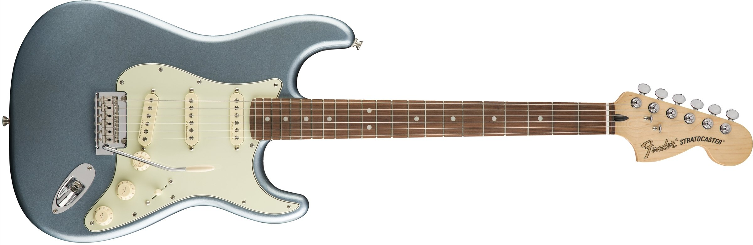 Cheap Fender 6 String Solid-Body Electric Guitar Mystic Ice Blue (0147300362) Black Friday & Cyber Monday 2019