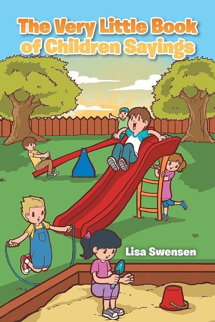 同志特徴高潔なThe Very Little Book of Children Sayings