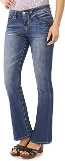 Women's Juniors Basic Legendary Stretch Bootcut Denim Jeans