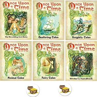 once upon a time card game