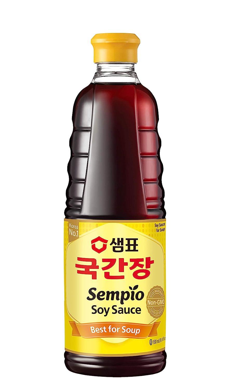 Sempio Soy Sauce for Fl 31.4 Popular product Superlatite Soup Oz.