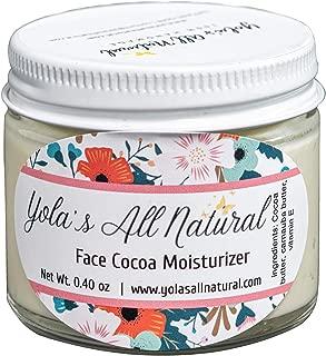 Face Cocoa Moisturizer 2 OZ 100% Natural