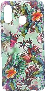 جراب خلفي سليم للحماية تصميم زهور لسامسونج جالكسي A20 من بوتر - متعدد الالوان
