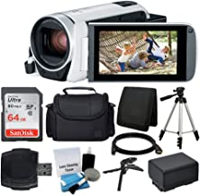 Best canon vixia hf r800 hd flash memory camcorder bundle Reviews