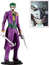 "McFarlane Toys DC Multiverse The Joker: DC Rebirth 7"" Action Figure"