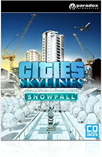 Cities: Skylines - Snowfall [Download]
