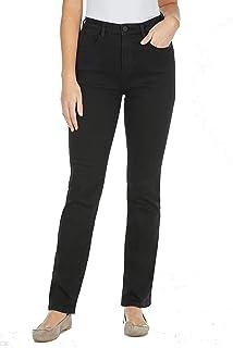 Women's Peggy Curvy Fit Straight Leg Jeans