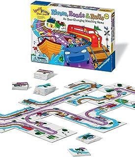 Ravensburger Rivers, Roads & Rails - Children's Game