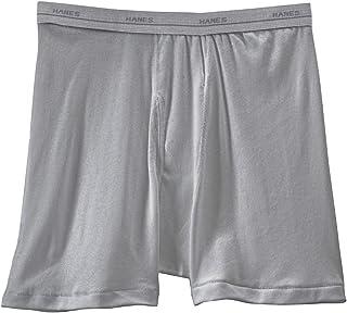 سروال داخلي رجالي كبير 4 قطع من Hanes