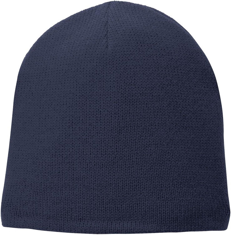 Port & Company Men's Fleece Lined Beanie Cap