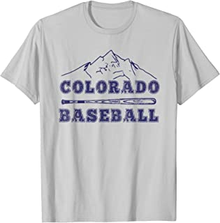 Best colorado rockies vintage jersey Reviews