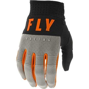 Orange//Black//White Fly 2020 Adult Kinetic K120 MX Glove