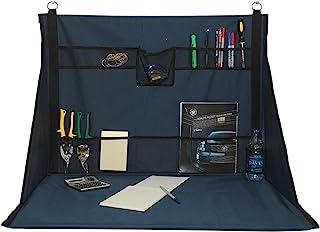 Plan Station Mini Portable Standing Desk, Workbench, Work Station, Storage for Jobsite, Garage, Office, Shop, Hanging Work...