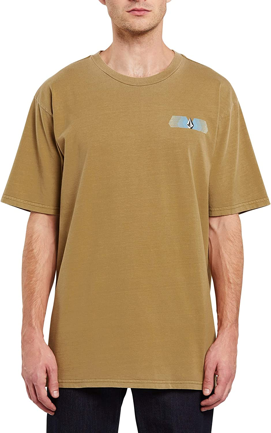 Volcom Men's Voltrude Tee Sleeve Short Direct stock Limited Special Price discount