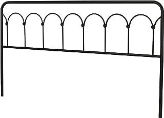 Hillsdale Furniture Jolene King Headboard with Frame Textured Black