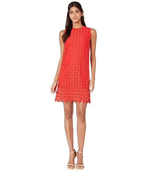 Kate Spade New York Sand Dune Lace Shift Dress