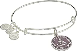 Alex and Ani - Words are Powerful Just Breathe Bangle