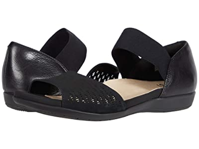 Earth Alder Amora (Black Multi Soft Buck) Women