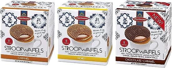 Best gu stroopwafel ingredients Reviews