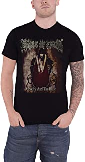 T Shirt Cruelty and The Beast Band Logo Official Mens Black
