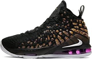 Nike Lebron Xvii (gs) Big Kids Bq5594-004 Size 5