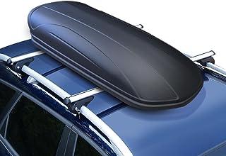 Dachbox VDP MAA320 schwarz matt Auto Dachkoffer abschließbar 320 Liter