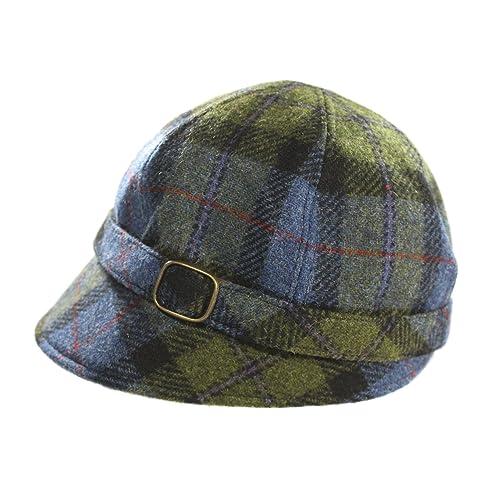 402a67dd57e Mucros Ladies Irish Hat Flapper Style 100% Wool Made in Ireland