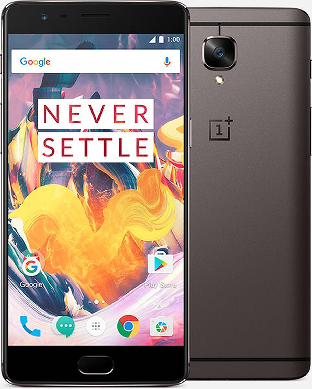 OnePlus 3T, RAM 6GB+128GB ROM 4G FDD-LTE 5.5 inch Smart Phone ...