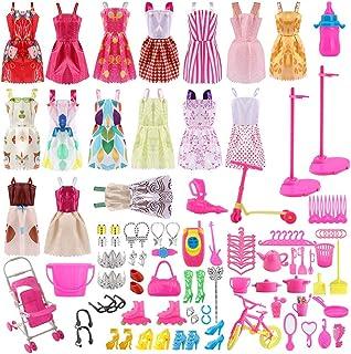 972290ba75e8 Amazon.es: Barbie - Accesorios para casas de muñecas / Casas de ...