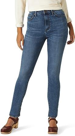 Lee Women's Slim Fit High Rise Skinny Jean