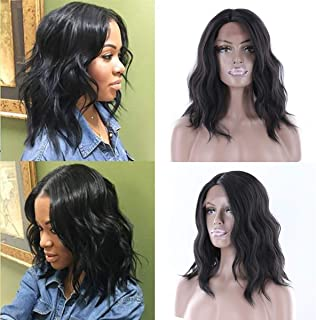 Best short wavy synthetic wigs Reviews