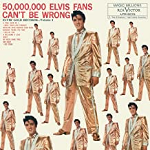 50.000.000 Elvis Fans Can't Be Wrong: Elvis' Gold Records, Vol. 2 [Vinilo]