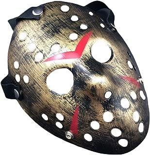 IMIKE Halloween Cosplay Masks Jason Face Masks Retro Thicken Horro Masquerade Paty Masks Great Decorations