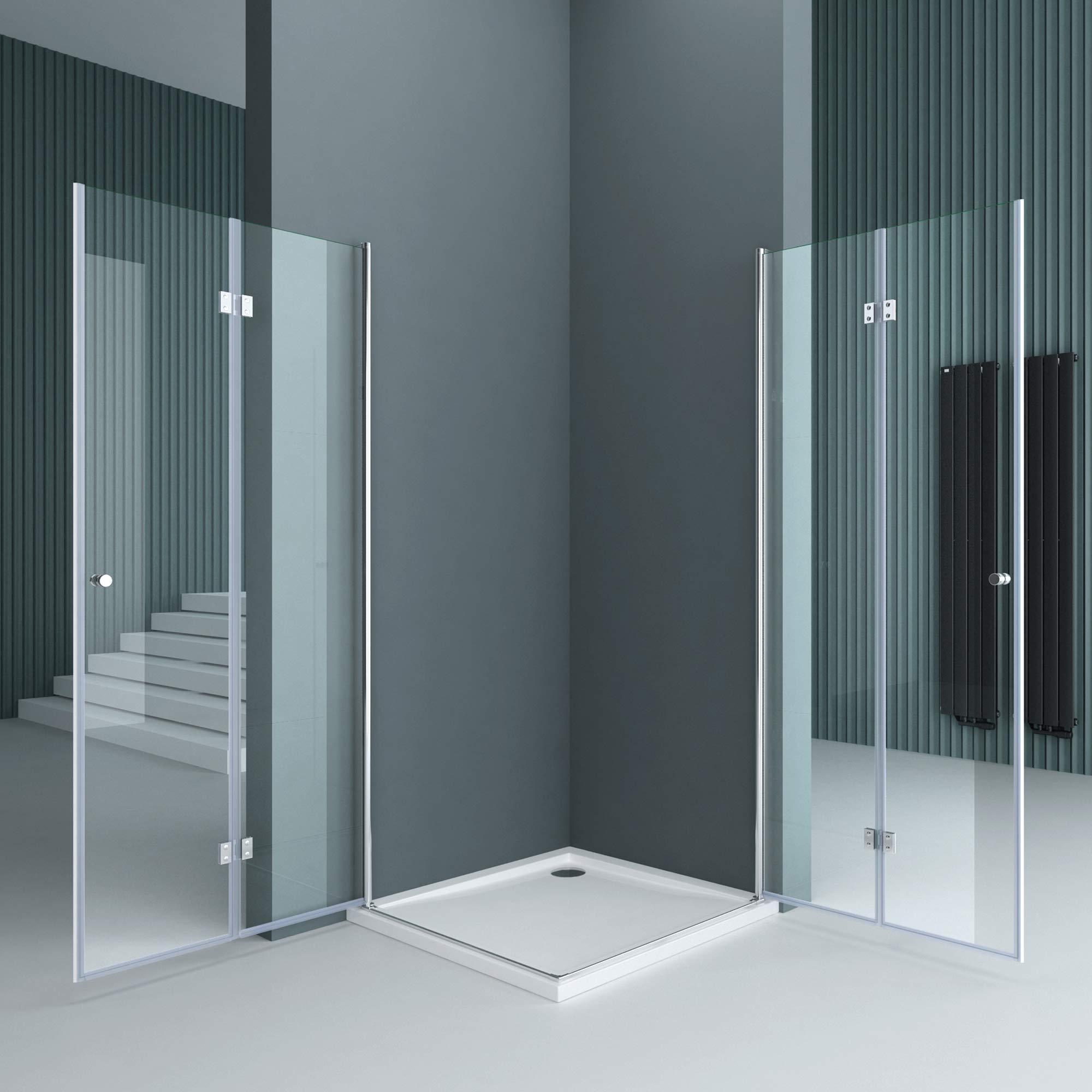 doporro: Cabina de ducha de esquina diseño Ravenna26 90x70x190 ...