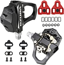 Venzo Sealed Fitness Exercise Spin Bike CNC Pedals Compatible with Look ARC Delta & Shimano SPD 9/16