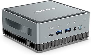 U850 Mini PC Intel Core i5-10210U 4C/8T Windows 10 Pro Mini Computer, DDR4 16GB RAM+512GB SSD, HDMI/DP/USB-C Triple Output...