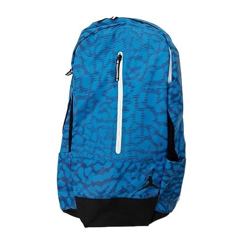 Nike Jordan Volt Backpack (Volt Blue) e791340602eb9