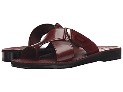 Jerusalem Sandals Asher Mens (Brown) Men