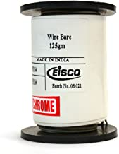 Eisco Labs Nichrome Resistance Wire, 750ft Reel, 30 Gauge SWG - 32/33 AWG - 0.0124