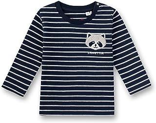 Sanetta Baby Boys T-Shirt, Blue