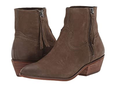 FRYE AND CO. Rubie Zip (Fatigue Vintage Leather) Women
