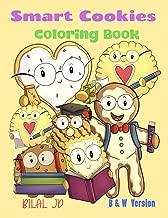 Smart Cookies Coloring Book: Coloring Books For Tweens