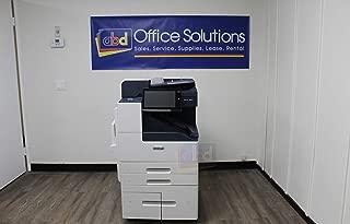 Refurbished Xerox AltaLink B8065 A3 Mono Laser Multifunction Copier - 65ppm, Copy, Print, Scan, Email, Auto Duplex, Network, Single Pass Duplex Auto Doc Feeder, 2 Trays, High Capacity Tandem Tray