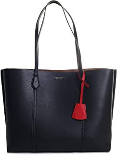 Women's Perry Triple Compartment Tote Leather Shoulder Bag