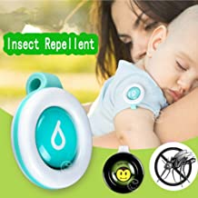 iuchoice ???? Mosquito Repellent Button Baby Kids Buckle Outdoor Anti-Mosquito Repellent - Size: 3.54cm