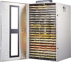 Déshydrateur alimentaire 22 plateau, déshydrateur alimentaire Machine professionnelle électrique déshydrateur alimentaire,...