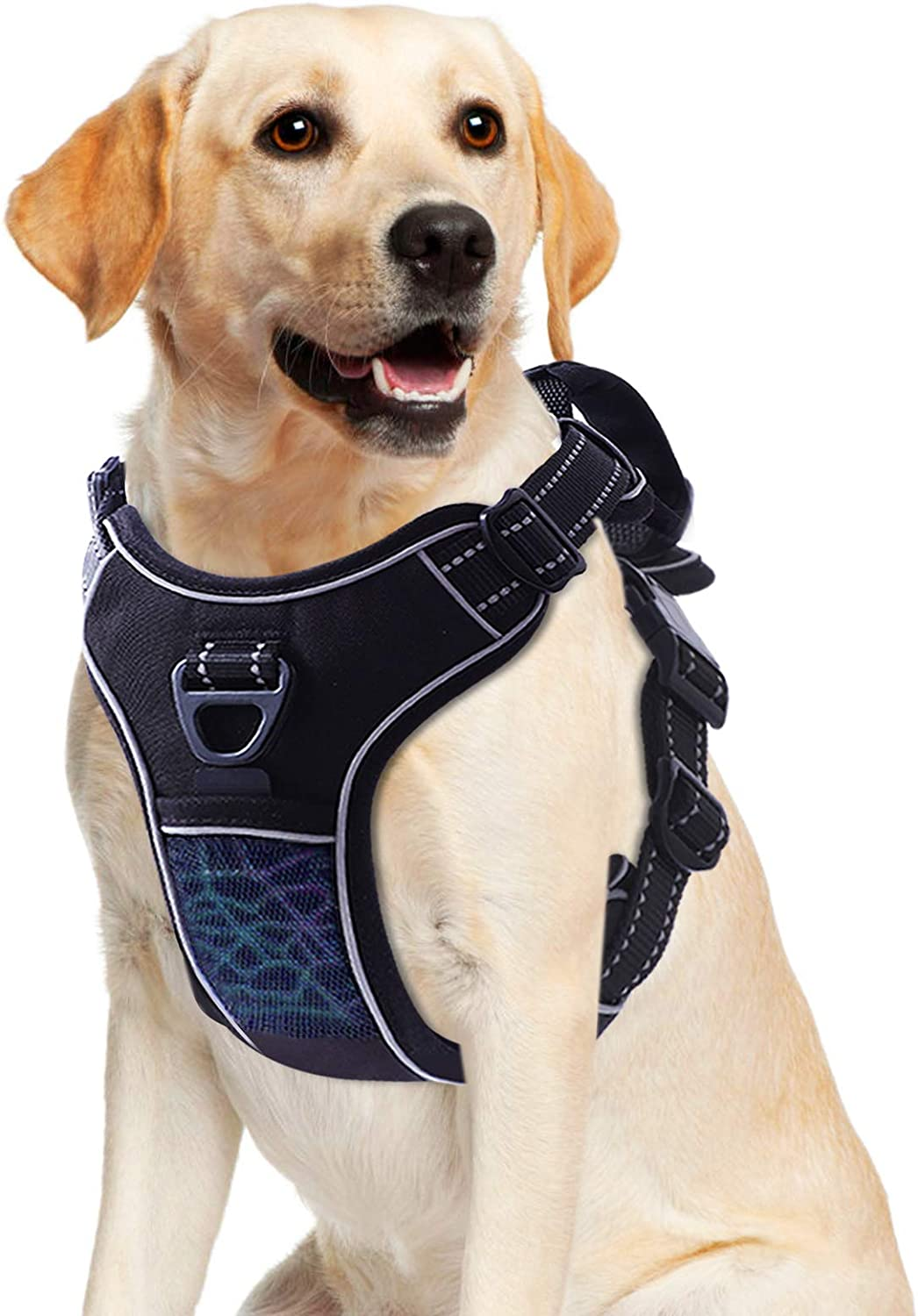 TAMOWA Dog Harness online shop for Large Adjustable Dogs Reflective 67% OFF of fixed price Har
