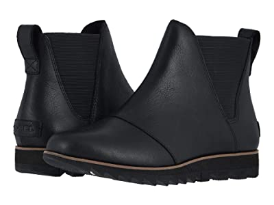 SOREL Harlow Chelsea (Black) Women